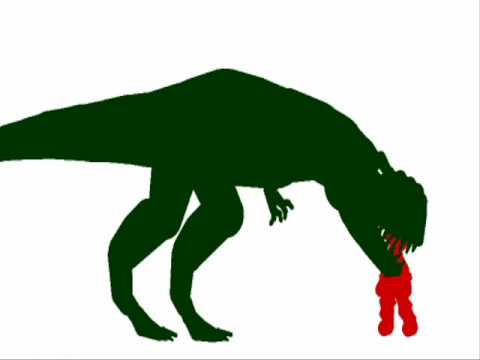 PsycoSpot Battles:Mario vs Tyrannosaurus Rex