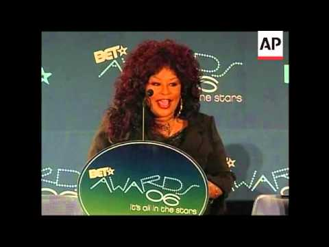 Nominees for 2006 BET Awards announced