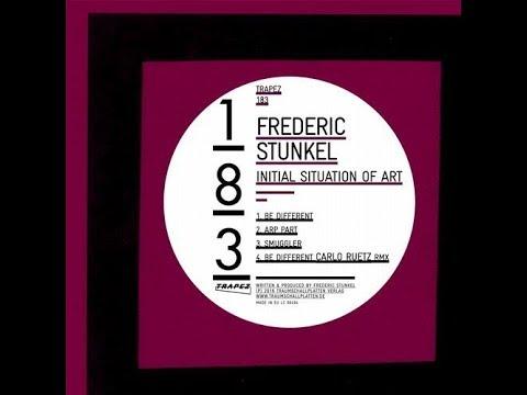 Frederic Stunkel - Be Different (Original mix)