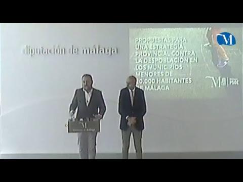 Rueda de prensa del PSOE. Informe y estrategia provincial contra la despoblación