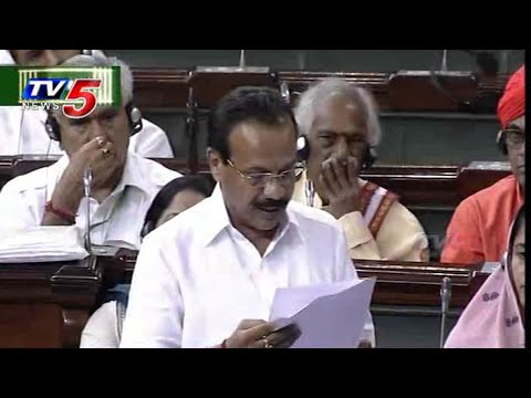 Medak School bus accident | Railway Minister announced 2 lakhs ex gratia for victims : TV5 News
