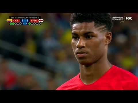 England Vs Colombia Penalty Shootout Full Video