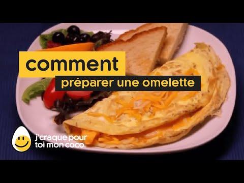 Comment faire une omelette.