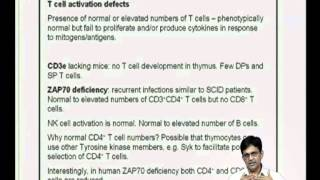 Mod-17 Lec-33 Immunodeficiency