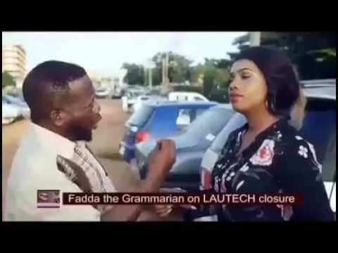 Fadda The Grammarian At Lautech Closure