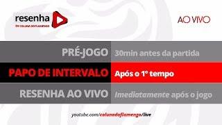 BAIXE O ONEFOOTBALL GRÁTIS:http://bit.do/TVColunaDoFlamengo ==============================Flamengo enfrenta hoje, o Grêmio, em briga boa pela parte de cima da tabela, nessa 13ª rodada do Campeonato Brasileiro.Participe conosco! SRN.=============================================PEÇA SUA CAMISA VIA WHATSAPP: (21) 98135-3535=============================================USE O CUPOM DE 10% DE DESCONTO: COLUNADOFLACAPINHA DE CELULAR PERSONALIZADA, LICENCIADA PELO FLAMENGO, NA SPIRITONE:https://goo.gl/iQcGHi===============================⭐ Inscreva-se no canal: https://goo.gl/qltfro💻 Site: http://colunadoflamengo.com/📷 Instagram: https://www.instagram.com/colunadoflamengo/🐤 Twitter: https://twitter.com/ColunaFlamengo👍 Fanpage: https://www.facebook.com/ColunaDoFlamengoMultistreaming with https://restream.io/
