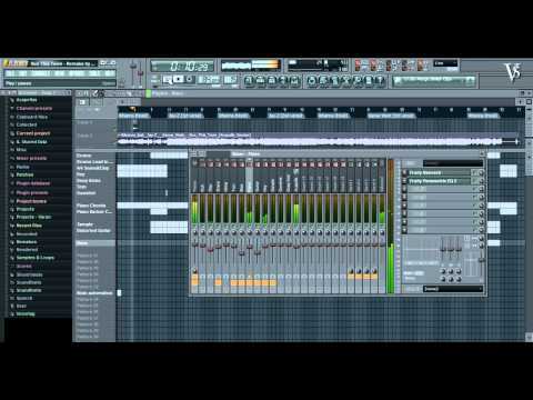 varuns tutorial - Remake by Varun Sivapalan http://www.twitter.com/VarunS Jay-Z - Run This Town (Feat. Rihanna & Kanye West) (Produced by Kanye West & No I.D.) (FL Studio Rema...