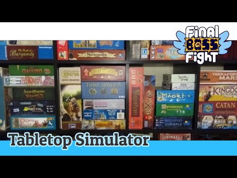 Video thumbnail for A Plethora of Board Games – Tabletop Simulator – Final Boss Fight Live