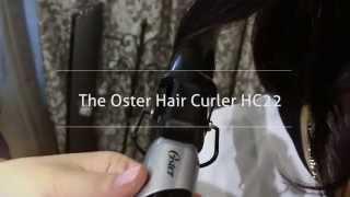Oster Hair Curler HC22