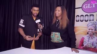 INTERVIEW INÉDIT : TSHANDA SANGWA «BÉBÉ RICO» SE LIVRE À COEUR OUVERT DANS GLTV1!