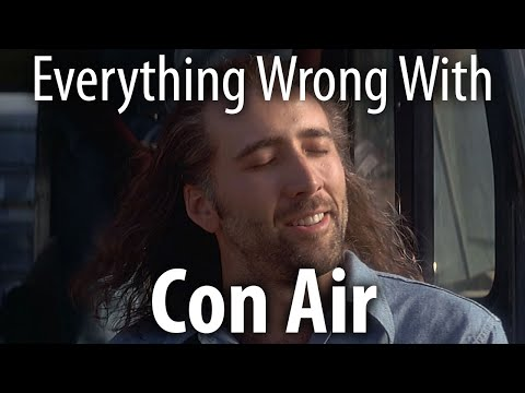 Everything Wrong With Con Air In 18 Minutes Or Less