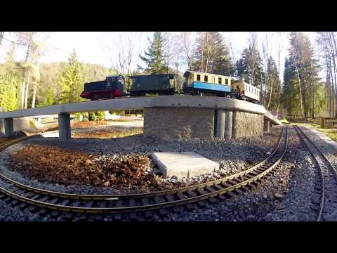 Modely / Záhradná železnica
