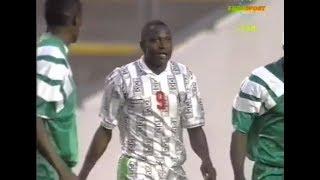 Video Rashidi Yekini vs Zambia ● 1994 African Cup of Nations Final MP3, 3GP, MP4, WEBM, AVI, FLV April 2019