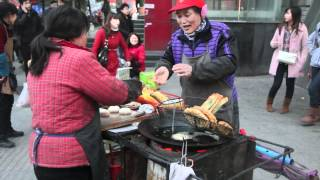 Nanchang China  city pictures gallery : Street Food Vendors in Nanchang, China