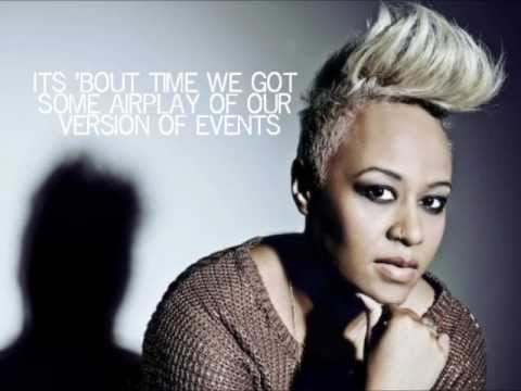 Emeli Sandé - Read All About It (pt III) [Lyrics On Screen] (видео)