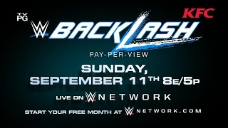 Nonton Don T Miss Wwe Backlash 2016   Sunday  Sept  11 Film Subtitle Indonesia Streaming Movie Download