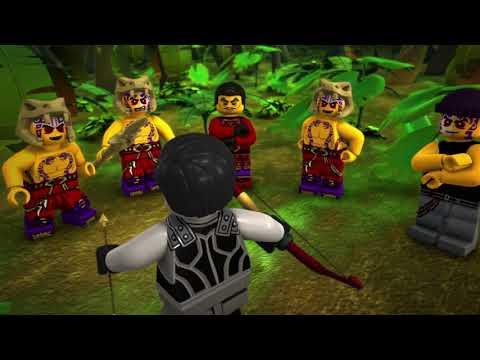 LEGO NINJAGO Season 4 - Episode 40: Spellbound