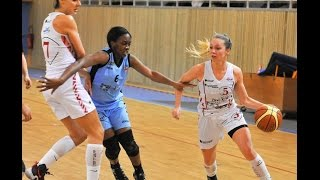 Feytiat France  City pictures : Feytiat - CFBB (France NF1 2015/2016 regular season)