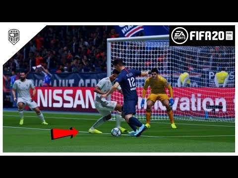 FIFA 20 Indonesia Demo Gameplay: PSG vs Real Madrid (UEFA Champions League Group Stage)