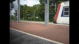 Saint-Ouen-l'Aumone France  city photos gallery : RER C - de St-Ouen-l'Aumône à Pontoise (95)