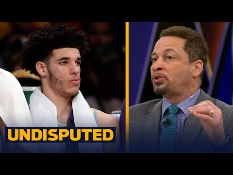 Chris Broussard explains Lonzo Ball isn't living up to the Lakers, Magic's expectations  UNDISPUTED