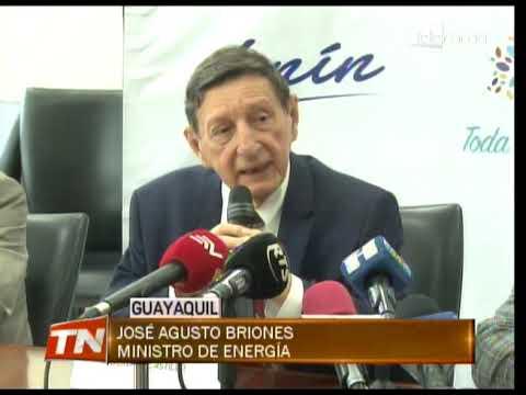 CNEL suspenderá servicio de energía a los grandes consumidores