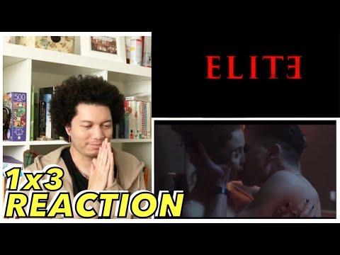 Elite 1x3 REACTION | Season 1 Episode 3