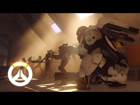 Overwatch - Primer avence del gameplay