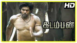 Nonton Kadamban Tamil Movie   Climax Scene   End Credits   Arya   Catherine Tresa   Yuvan Shankar Raja Film Subtitle Indonesia Streaming Movie Download