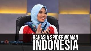 Video Mata Najwa Part 5 - Cerita Para Juara: Rahasia Spiderwomen Indonesia MP3, 3GP, MP4, WEBM, AVI, FLV Mei 2019