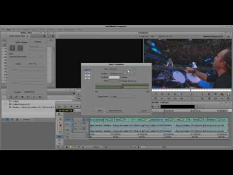 AVID TUTORIAL Fade To White Effect