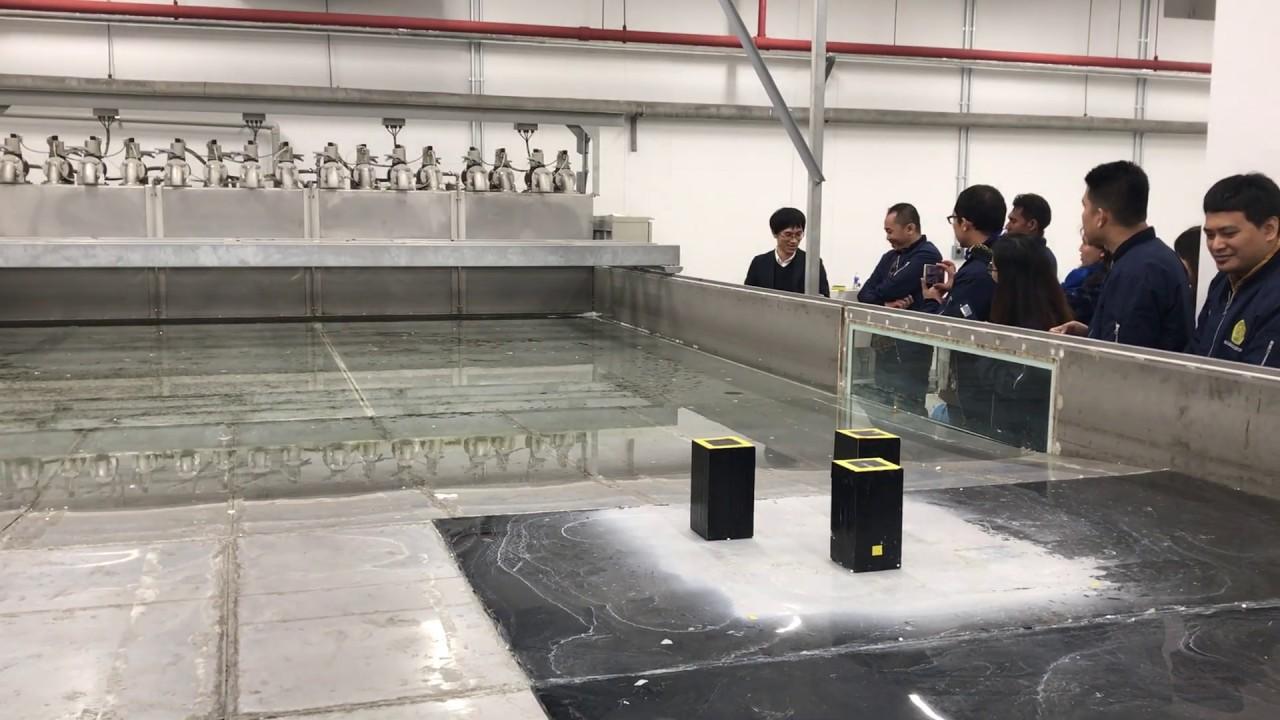 Film #5 Tsunami Generator Waseda Lab