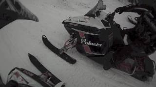 5. 2011 Polaris Rush 800 Pro R Demo Ride