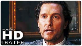 THE GENTLEMEN Trailer (2020)