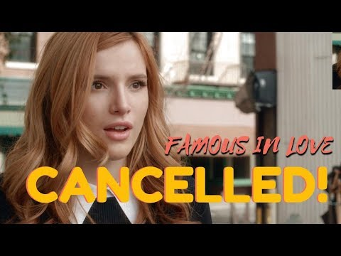 Famous In Love CANCELLED, Bella Thorne REACTS & Unanswered Questions! - The Highlight Feed