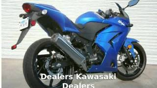 8. 2010 Kawasaki Ninja 250R -  Dealers Info