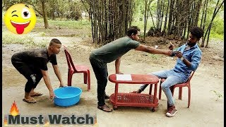 Video Must Watch Funny😂 😂Comedy Videos 2018 - Episode  25 || Bindas fun || MP3, 3GP, MP4, WEBM, AVI, FLV September 2018