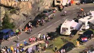 Alpe D'Huez France  City new picture : TOUR DE FRANCE 2008 ALPE D´HUEZ parte 4
