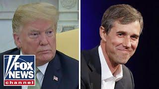 Trump reacts to Beto O'Rourke's 2020 presidential bid