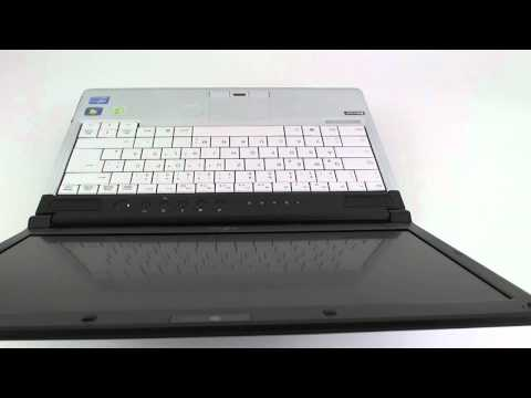 Fujitsu Lifebook S761 HD Video-Preview
