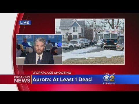 Shooter Dead In Aurora