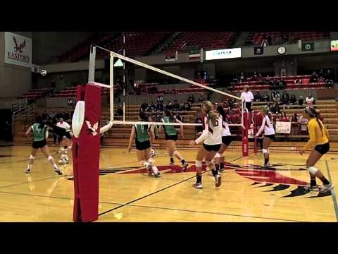 Volleyball Highlights vs. North Dakota (Nov. 16)