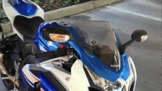 10. GSXR 1000 2012 Yoshimura r77