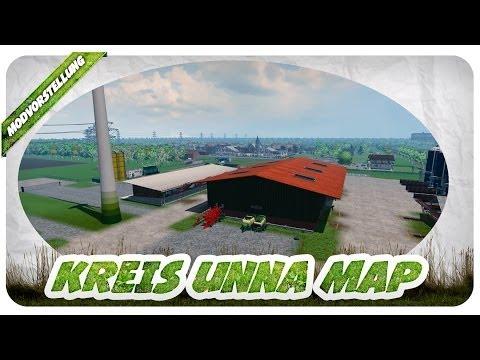 Kreis Unna Map v1.2 Multifruit