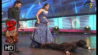 Video Funny Task | Dhee Jodi | 21st June 2017 | ETV Telugu MP3, 3GP, MP4, WEBM, AVI, FLV Oktober 2017
