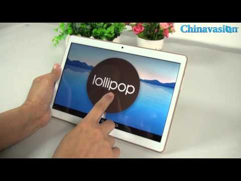 9.7 inch 4G Android 5.1 Tablet PC Review - Chinavasion