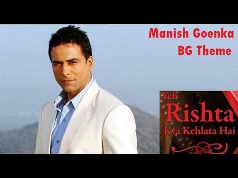 Video Yeh Rishta Kya Kehlata Hai - Manish Goenka BG Theme HQ download in MP3, 3GP, MP4, WEBM, AVI, FLV January 2017
