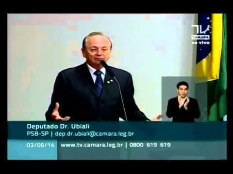 Dep. Dr. Ubiali fala sobre a nova gestão das APAE s do Estado de São Paulo