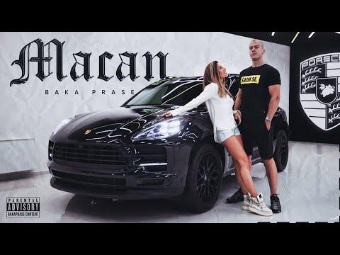 Macan - Baka Prase - nova pesma, tekst pesme i tv spot