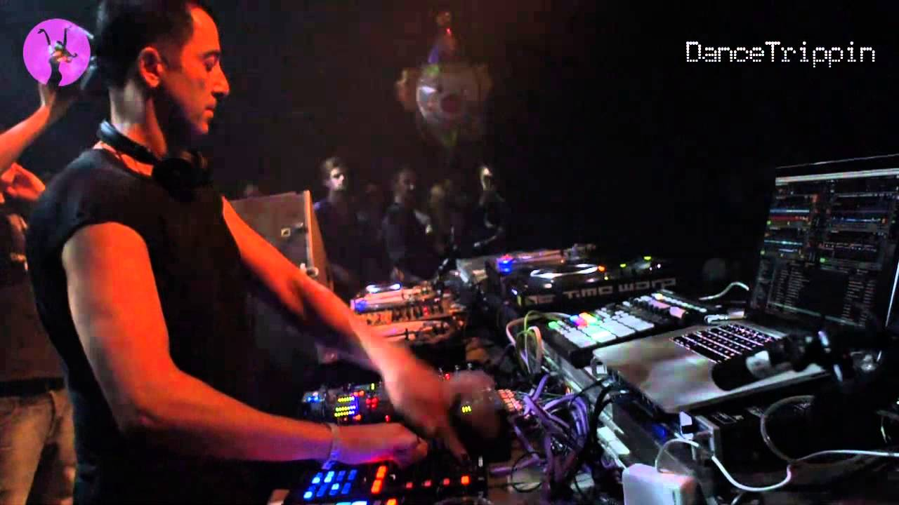 Dubfire - Live @ Time Warp Festival 2013